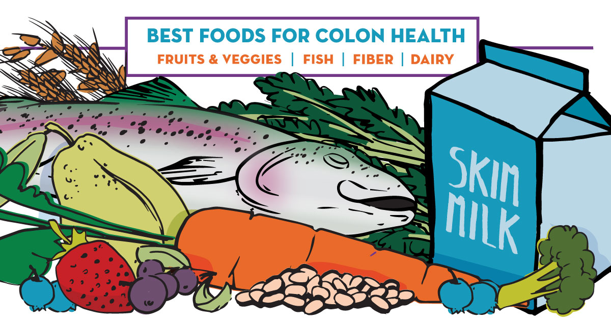 Best Foods for Colon Health