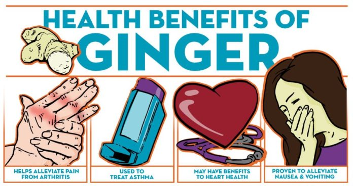 Infographic-Health-Benefits-of-Ginger