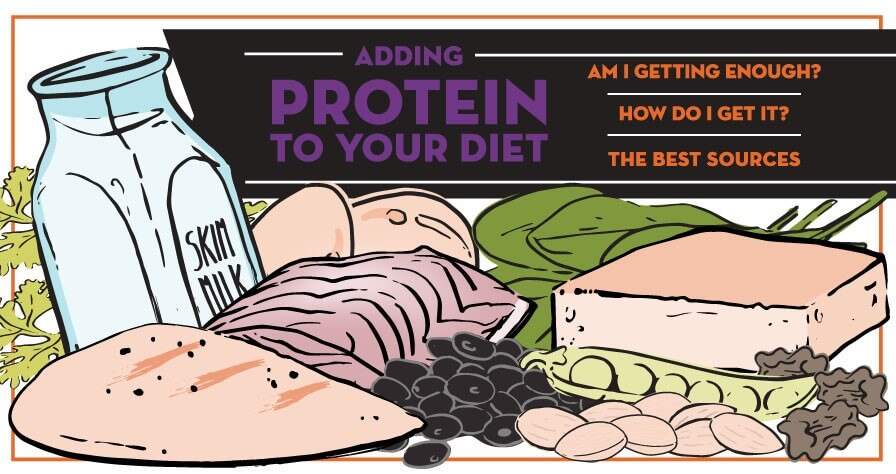 Infographic-Adding-Protein-To-Diet