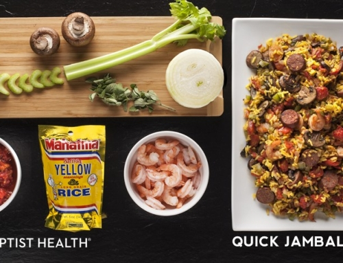 Recipe: Quick Jambalaya