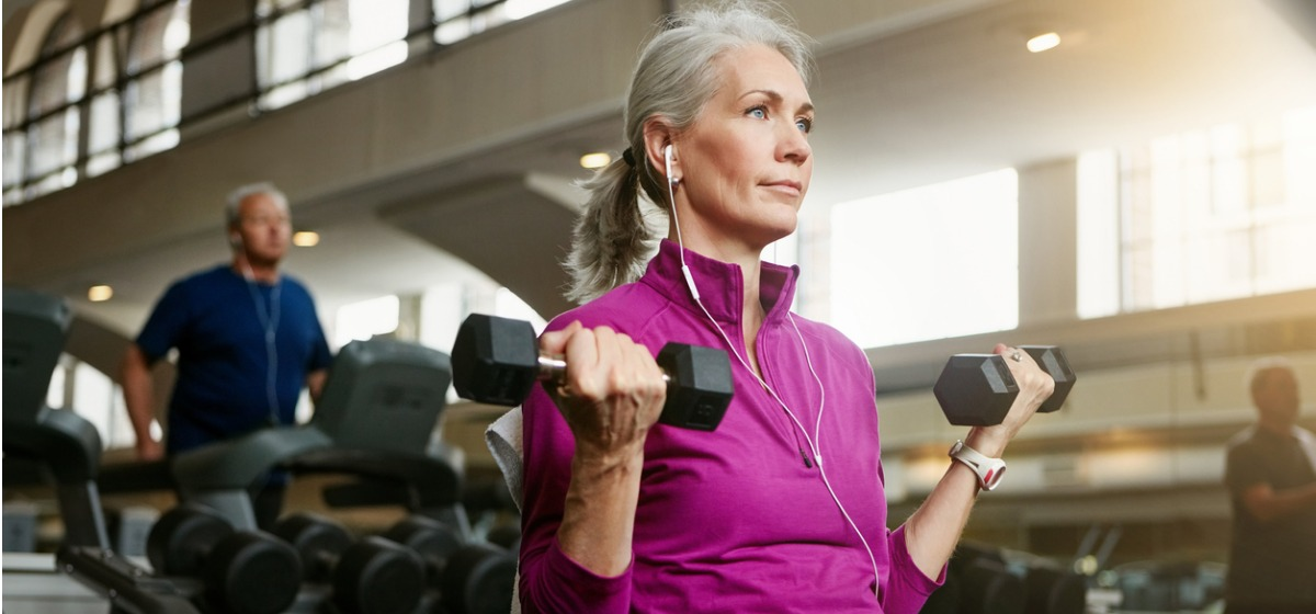 weight training for a healthy heart
