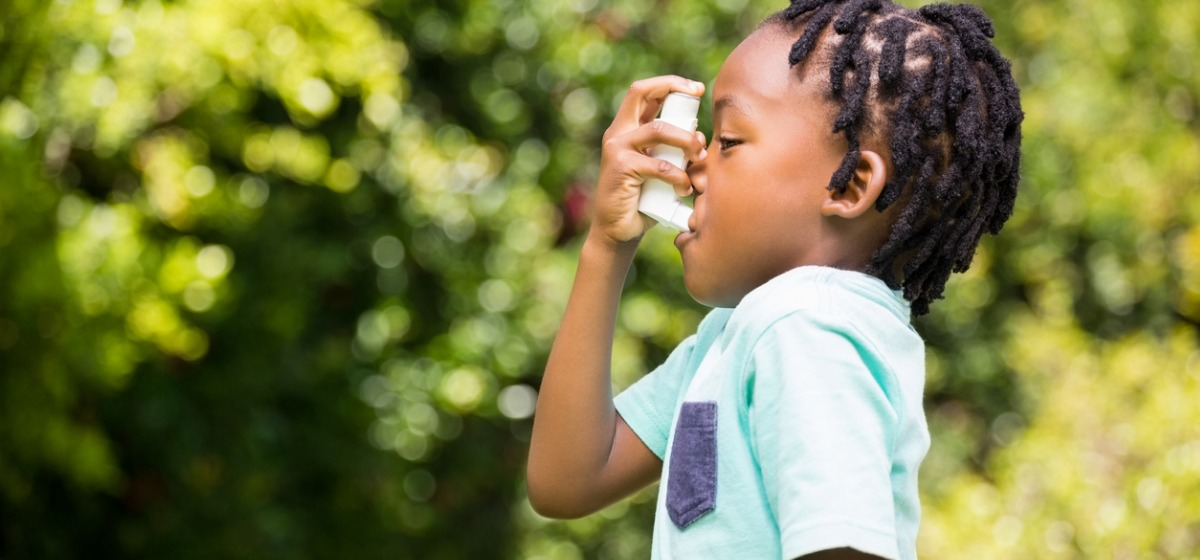 signs of childhood asthma
