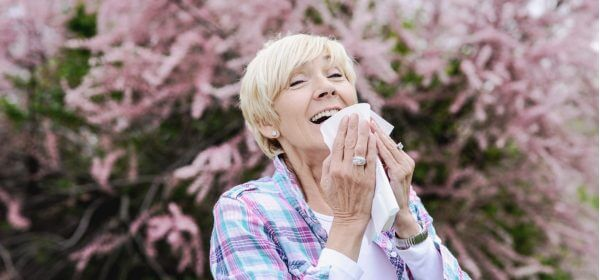 spring allergy symptoms