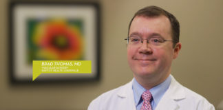 Brad Thomas, MD Louisville