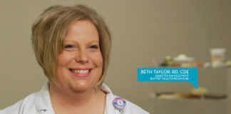 Beth Taylor, RD, CDE Richmond