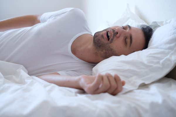 untreated sleep apnea