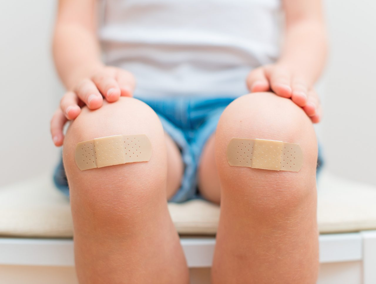 First Aid Basics For Cuts And Scrapes