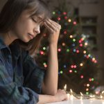 depression around the holidays
