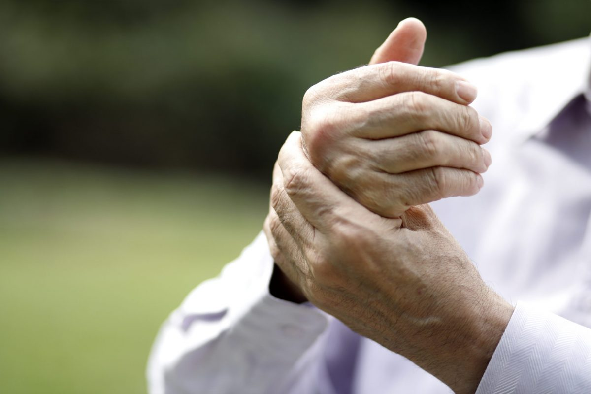 Hand Pain Causes & Relief